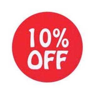 10% Off Two (2) or More Items When You Bundle...